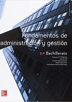 fundamentos de gestion y administracion 2bach