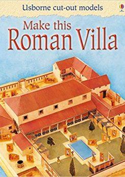 maqueta de villa de roma